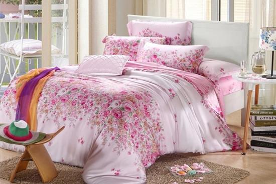 床上用品四件套说明上的多少