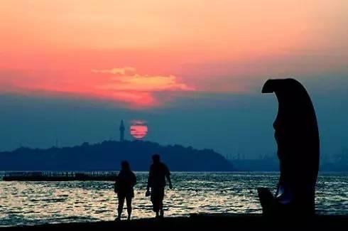 魅力烟台 大海,到天空的轨迹;浪漫,到市井的喧哗
