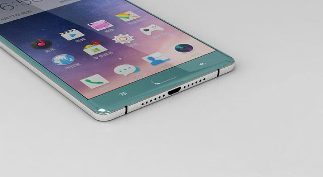 指纹验证 2.5D曲面屏 ,最美丽OPPO R7真机曝出