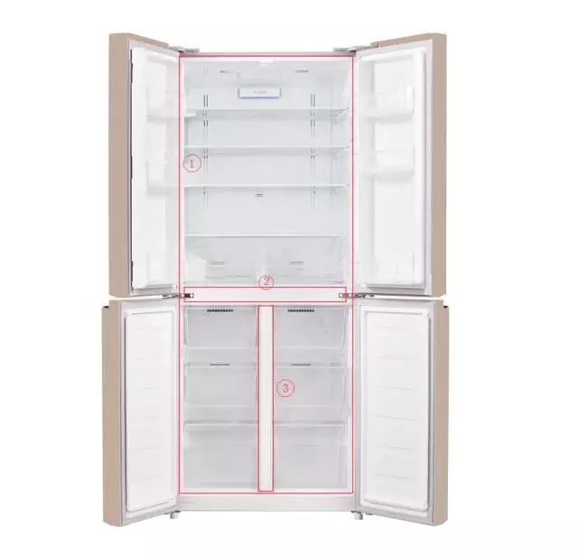 冰箱外面发烫正常吗