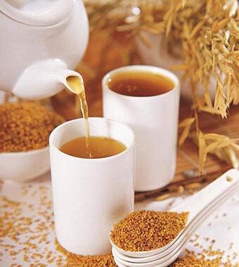 长期喝苦荞茶的好处和坏处