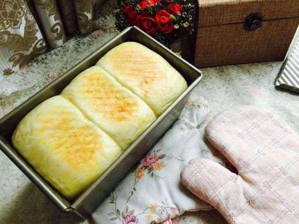 中种吐司面包的做法_北海道吐司面包做法