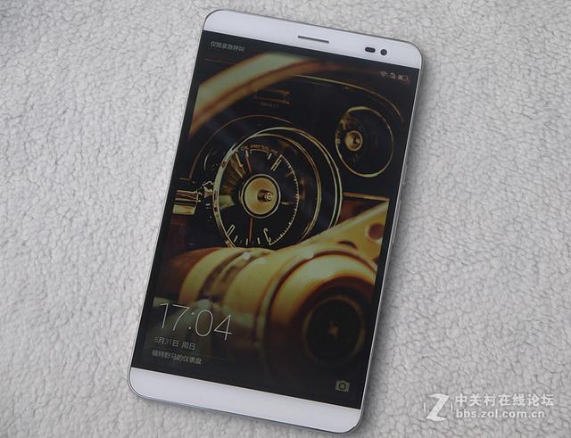 内外兼修年度跨界旗舰手机平板--7英寸华为荣耀X2手机体验
