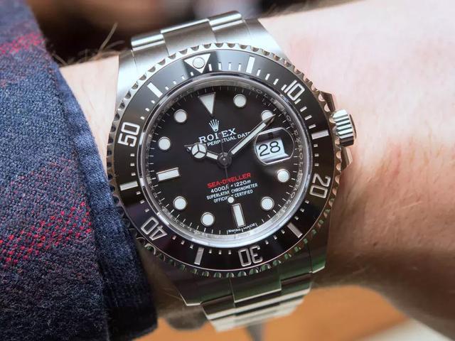 世界顶级手表里有没有做潜水表的品牌?
