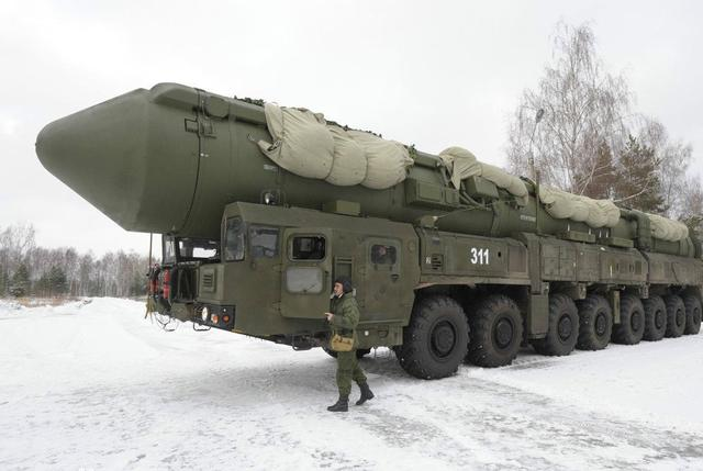 杀气腾腾的无奈:俄罗斯2018最新大杀器分析