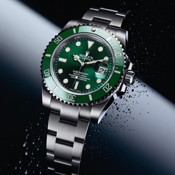 小白刚入门,想买一只劳力士手表,有哪些推荐?