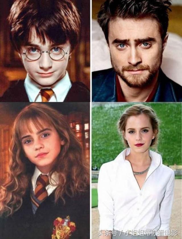 """拍完""""哈利·波特""""后,这七名演员从大银幕上消失了"""