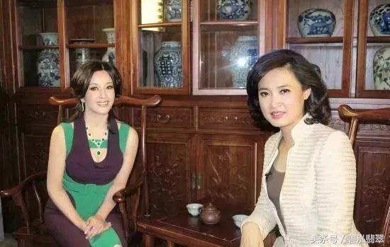 刘晓庆带上央视的翡翠价值多少钱?