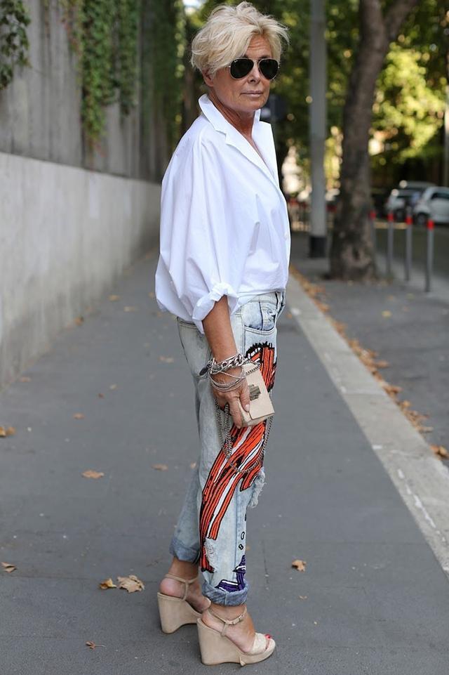 比你时尚比你潮,跟着爷爷奶奶学穿搭!