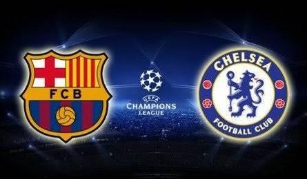 今年欧洲冠军杯巴萨对切尔西的比赛日期是哪天