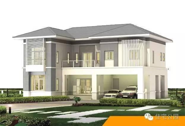 农丰村基础建设新外貌,新型房屋就该那样盖!