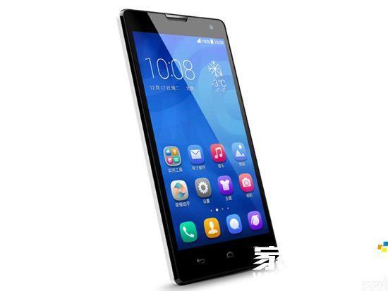 华为荣耀今天发布4G版荣耀3C 售价预计在1099元