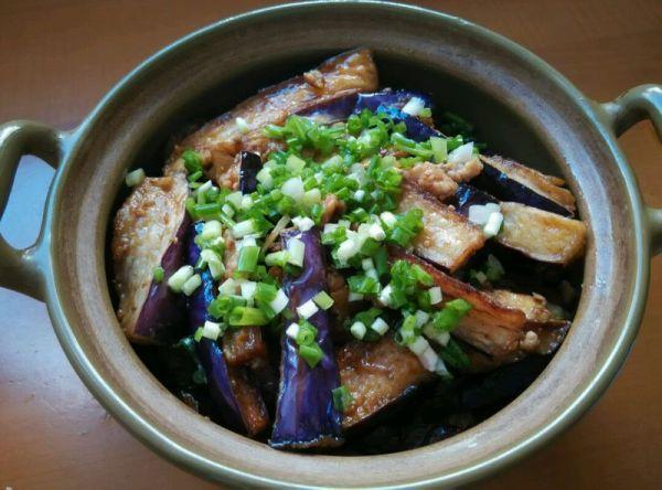 咸鱼茄子煲怎么做好吃,咸鱼茄子煲的做法