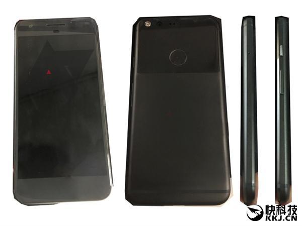 5寸新Nexus真机、价钱彻底曝出!后背三段式 酷灰拼色设计方案