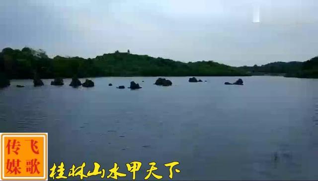 桂林山水甲天下作文300字