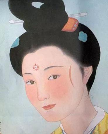 隋唐时代的男女,作为爱美达人,他们在化妆上有哪些讲究?