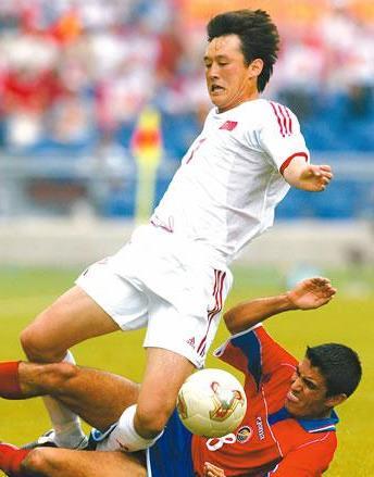 中国足坛第一人你首先会想到谁?