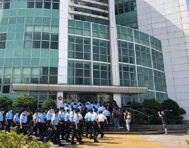 黎智英等7人被拘捕,涉嫌勾结外国势力,违反香港国安法
