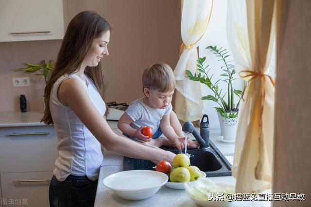 厨房绝对不是禁区,我们教你带孩子玩到停不下来