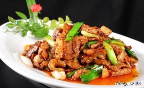 川菜盐煎肉的做法