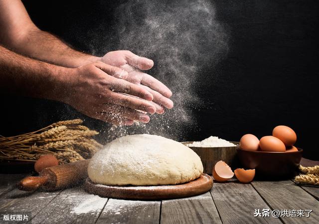 想吃面包不用买,教你在家轻松做面包,烤箱初学者必备食谱