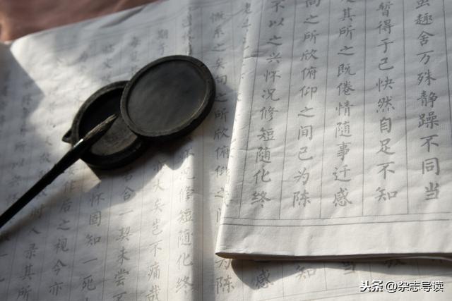 中国古代所说的文房四宝是什么