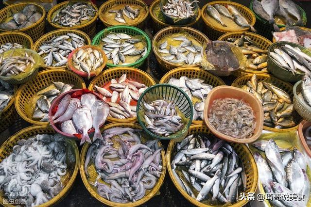 人工喂养的河鱼与野生河鱼的形状味道营养有什么区别,为什么