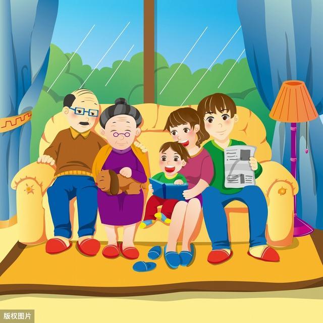 家庭幸福时光作文500字