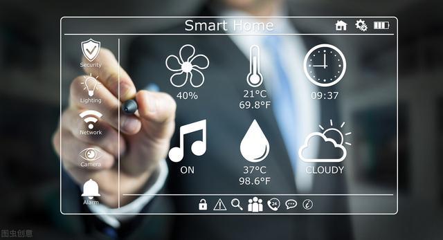 有了5G加持的智能家居,比你想象的要更厉害
