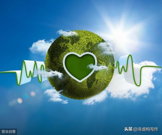 环境保护活动月邀请函作文200字第2篇图片