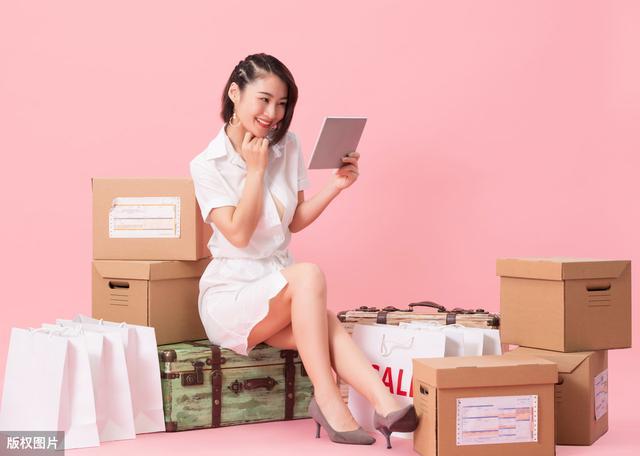 开店创业|网店的巨大优势颠覆传统经营模式
