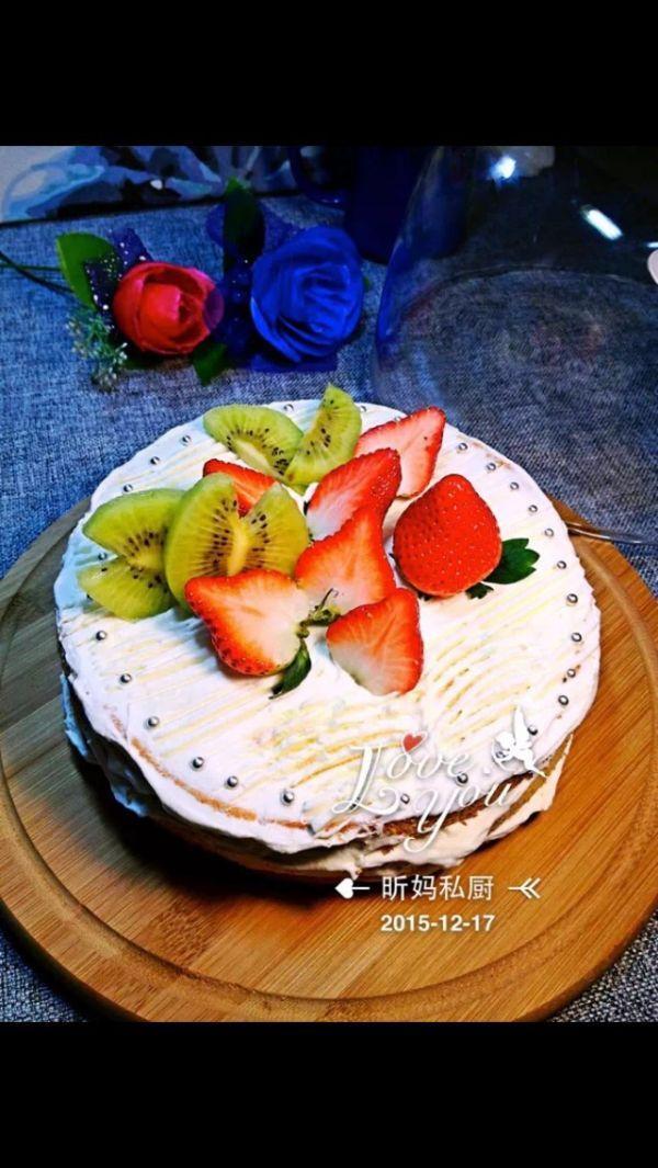 在家自己做蛋糕,动物性奶油怎么才能更快更好的打发