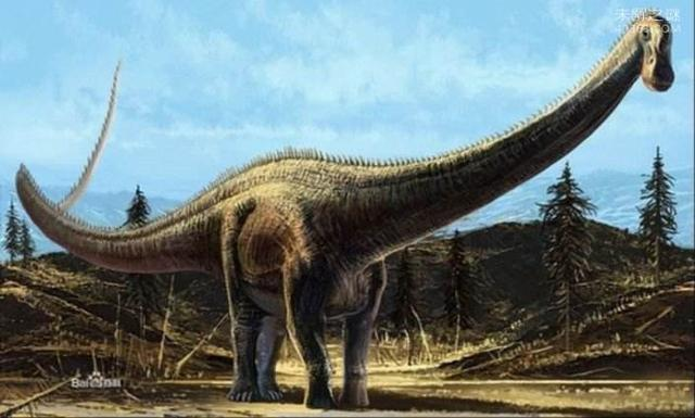 曾经统治地球的远古巨兽,盘点史前体型最大的十种恐龙