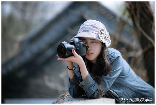 摄影技巧:夏季拍照,怎么拍才显瘦?