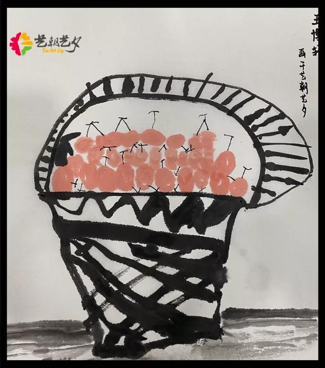 每周一画 | 艺朝艺夕学员创意美术作品欣赏第四十五期