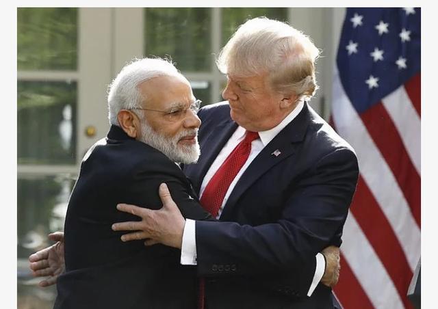 比美国更激进?印度追随美国接连使出损招,全方位找中国麻烦