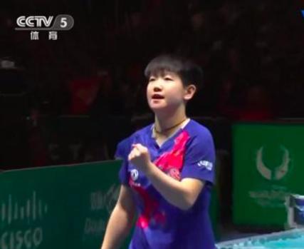 姑且把陈梦刘诗雯的所有战绩置零,奥运战伊藤请问谁胜率更大,为什么?
