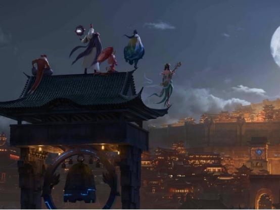 《王者荣耀》正式官宣动画化,李白是男主,小卤蛋能活过三集吗?