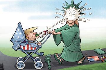 中俄居然能决定谁当美国总统?特朗普与拜登开始撒谎大比拼