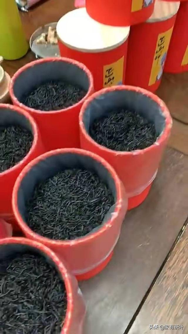 请问正山小种、金骏眉和云南滇红这三种红茶之间的区别?