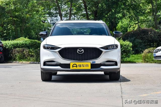 新车 | 售14.88万元起 一汽马自达2021款CX-4正式上市