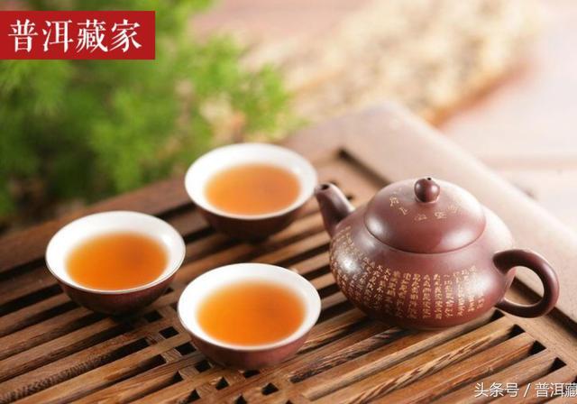 喝普洱的茶油腻子们,来说说你们为什么件入