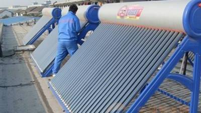 太阳能热水器怎么去除水锈