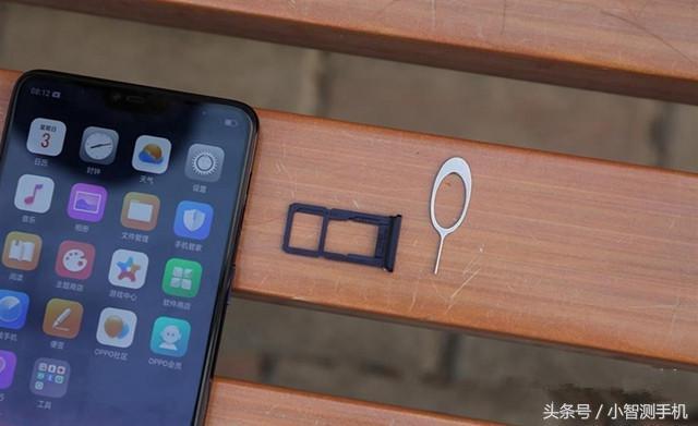 oppo智能手机怎样装内存卡