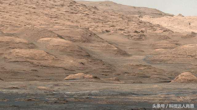 火星上的日落,火星上看地球,这也许是你看过最清晰的火星照片