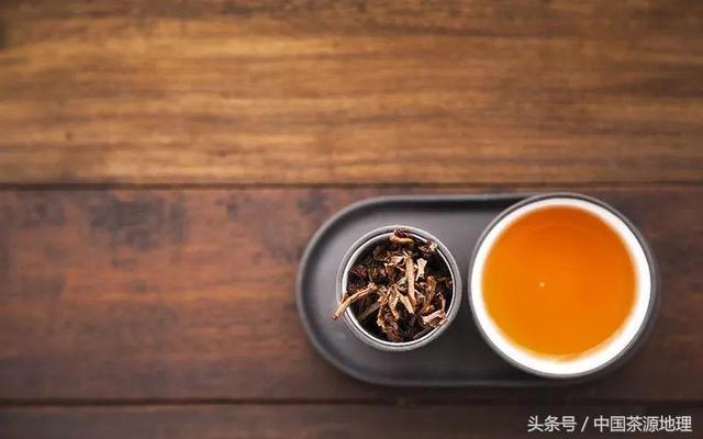 中国红茶的种类和区别?