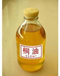 有人说桐油在战争中是重要战略物资,为什么?