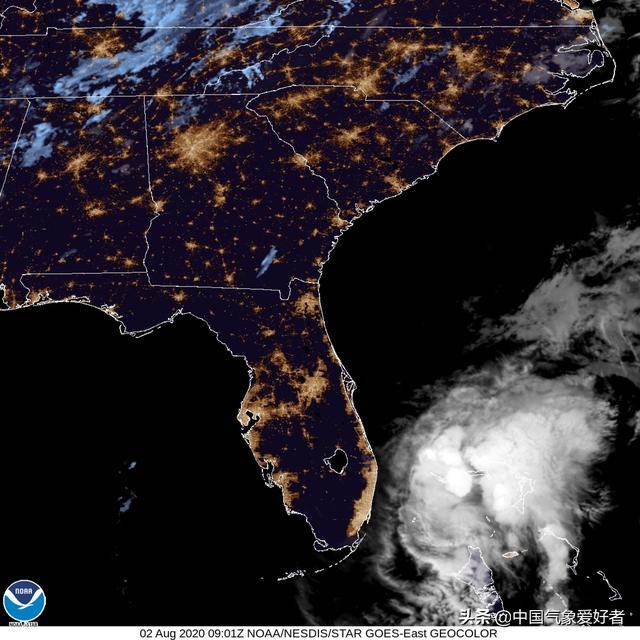 灾难不断!又一飓风再次锁定美国,超级计算机:将横扫纽约等地