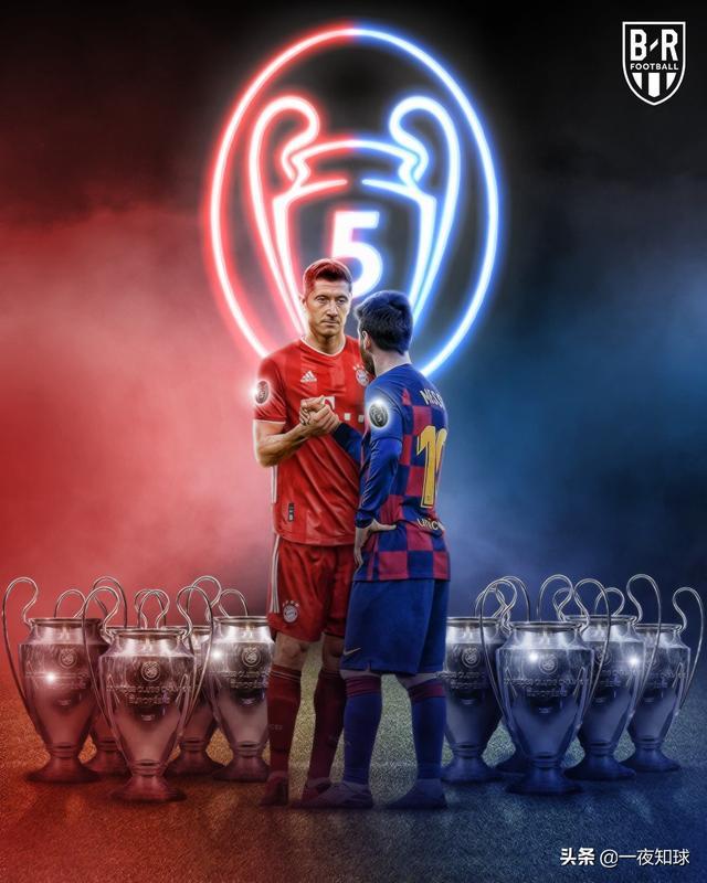 恭喜拜仁和巴萨晋级欧冠八强
