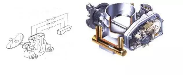发动机机油压力传感器的工作原理是什么啊